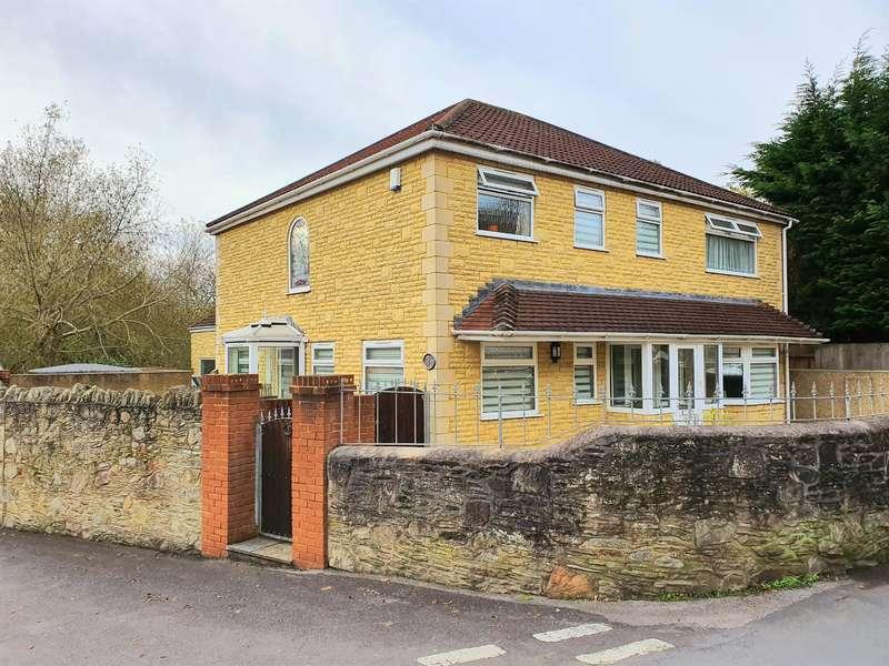 4 Bedrooms Detached House for sale in Poplar Road, Hanham, Bristol, BS15 3BA
