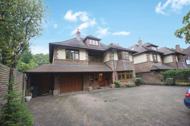 5 Bedrooms Detached House for sale in Glenferness Avenue, Bournemouth, Hampshire, BH4 9NQ
