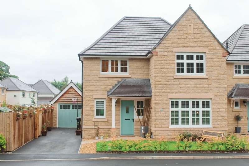 4 Bedrooms Detached House for sale in Tatton Place, Macclesfield, Cheshire, SK10