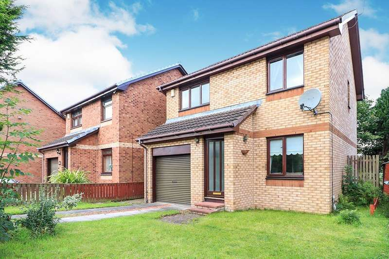 3 Bedrooms Detached House for sale in Alyssum Crescent, Motherwell, Lanarkshire, ML1