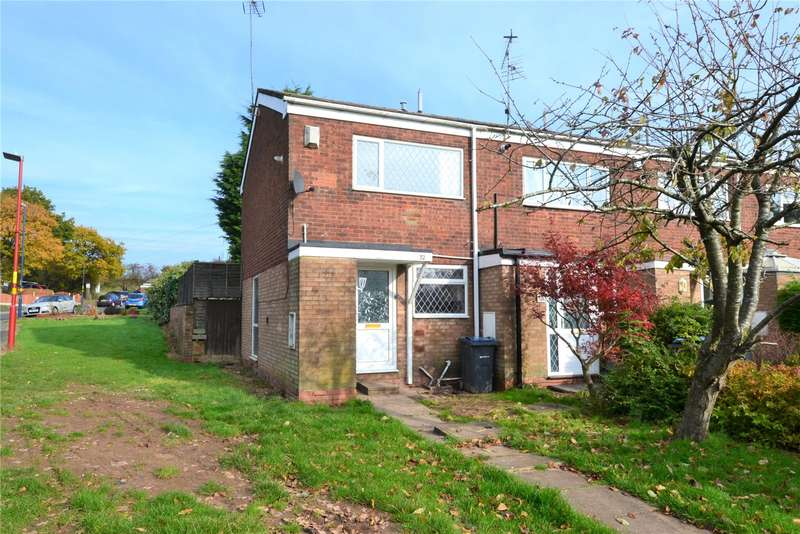 2 Bedrooms End Of Terrace House for sale in Charnwood Close, Rubery, Rednal, Birmingham, B45