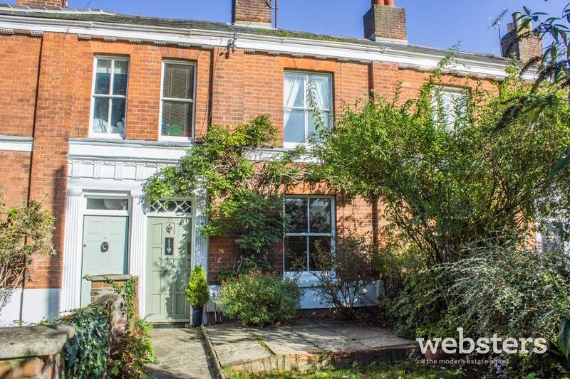 3 Bedrooms Terraced House for sale in Earlham Road, Norwich NR2
