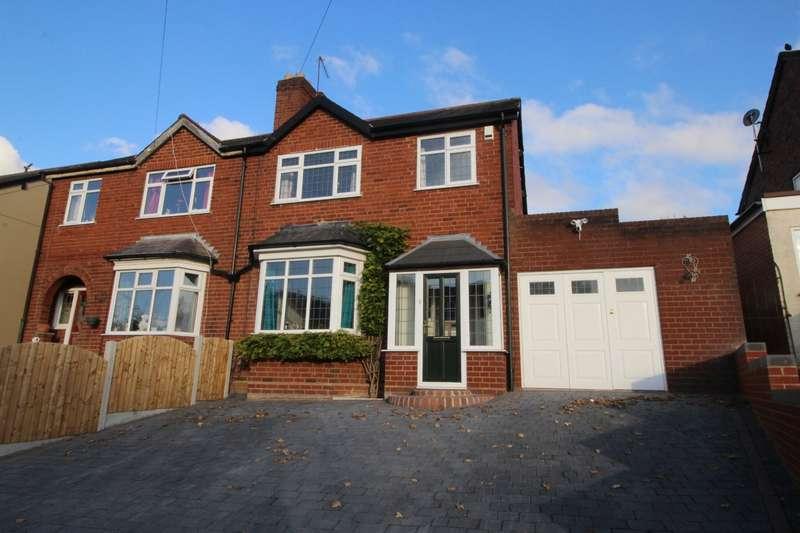3 Bedrooms Semi Detached House for sale in Long Lane, Halesowen, West Midlands, B62