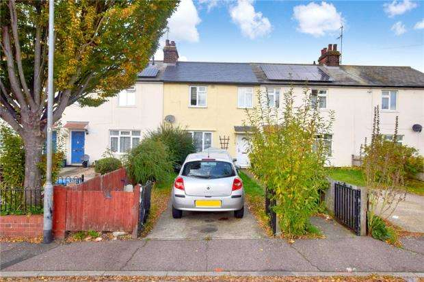 3 Bedrooms Terraced House for sale in Gascoigne Road, Colchester, Essex