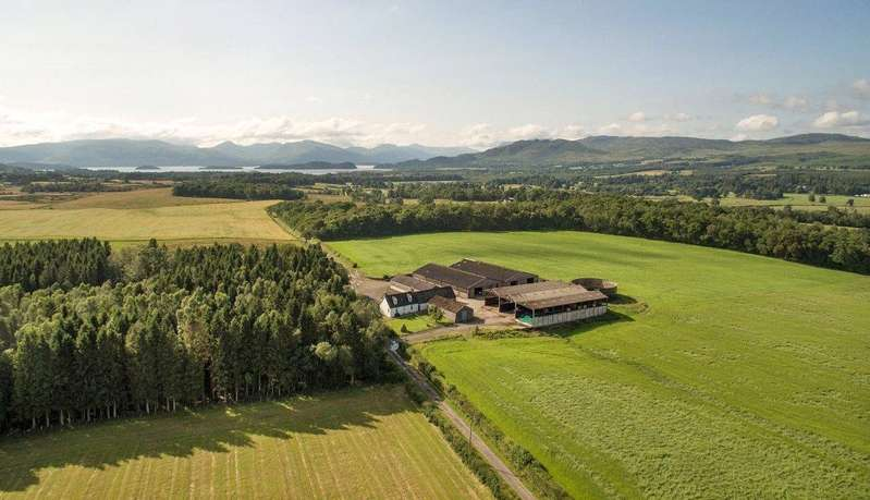Farm Commercial for sale in Lot 1 Hillhead Of Catter Farm, Croftamie, Glasgow, Stirlingshire, G63