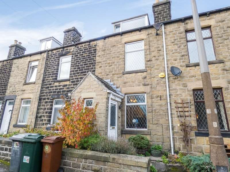 3 Bedrooms Terraced House for sale in Unwin Street, Sheffield, South Yorkshire, S36