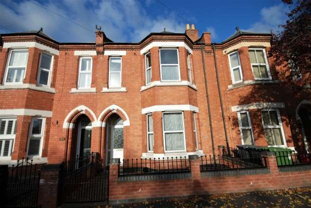 7 Bedrooms Terraced House for sale in Willes Road, Leamington Spa, CV31
