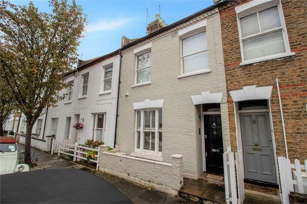 3 Bedrooms Terraced House for sale in Orbain Road, London