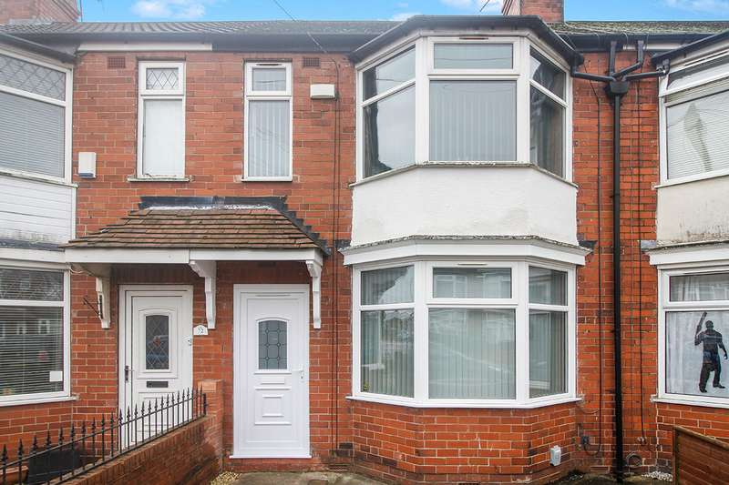 3 Bedrooms House for sale in Welwyn Park Avenue, Hull, East Yorkshire, HU6