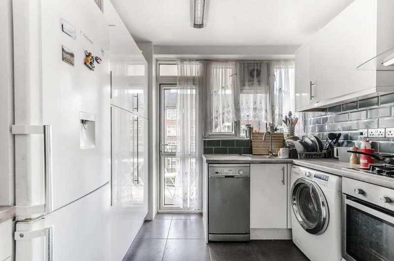 2 Bedrooms Flat for sale in Herne Hill, Herne Hill, SE24