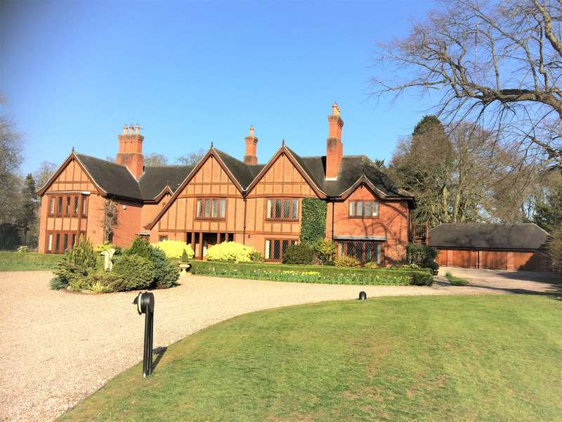 6 Bedrooms Detached House for sale in Manor Park, Kings Bromley
