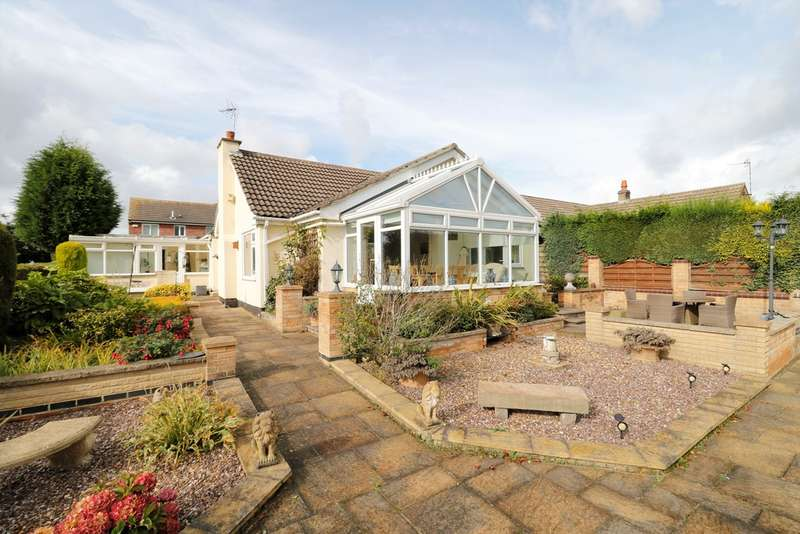 2 Bedrooms Semi Detached Bungalow for sale in Lower Packington Road, Ashby-de-la-Zouch