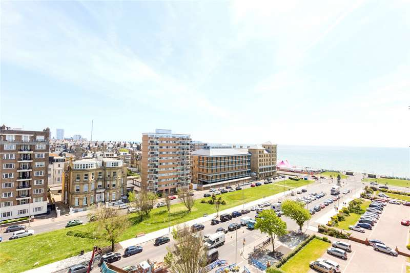 3 Bedrooms Apartment Flat for sale in Grand Avenue, Hove, East Sussex, BN3