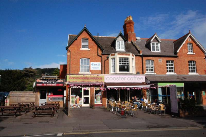Shop Commercial for sale in The Avenue, Minehead, Somerset, TA24