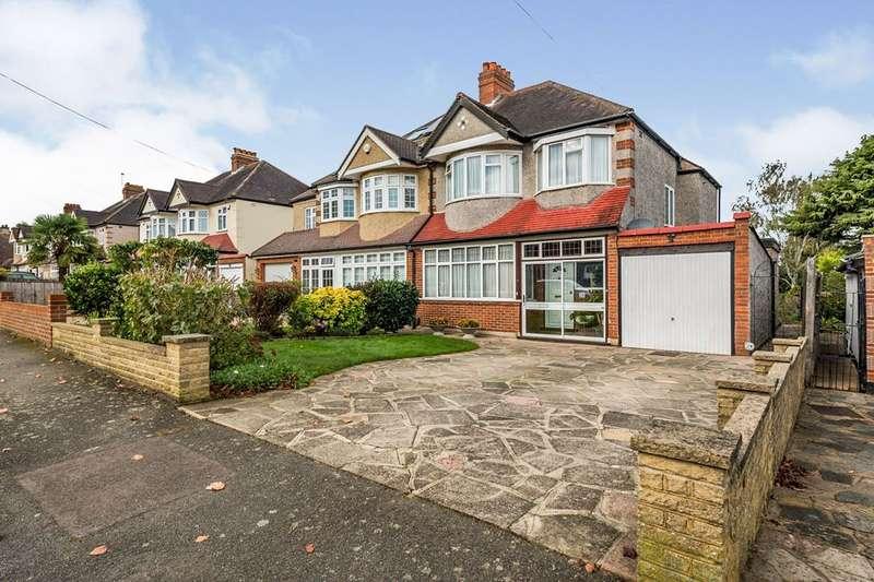 3 Bedrooms Semi Detached House for sale in Ingleby Way, Wallington, SM6