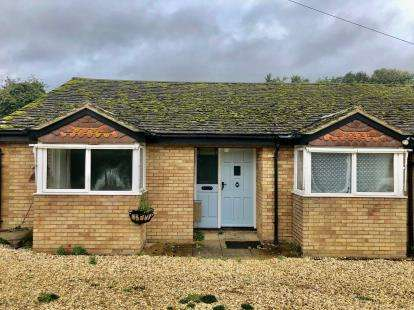 2 Bedrooms Bungalow for sale in Stourton, Shipston-On-Stour, Warwickshire