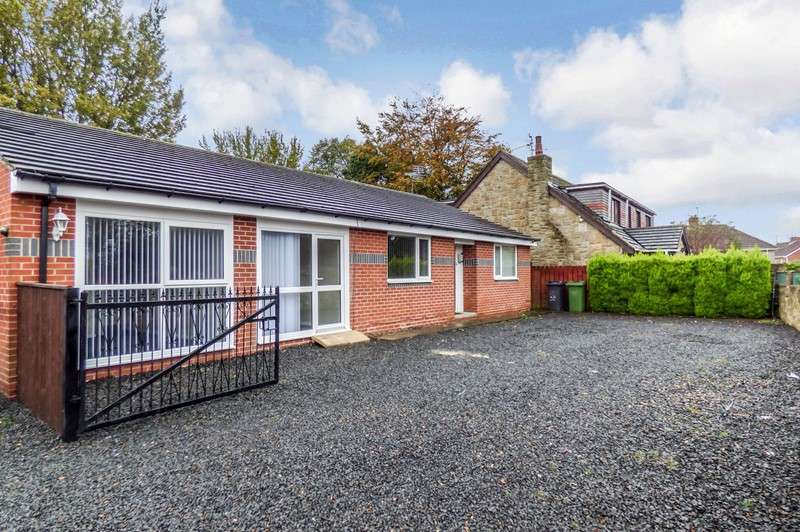 3 Bedrooms Bungalow for sale in Front Street, Guide Post, Choppington, Northumberland, NE62 5LT
