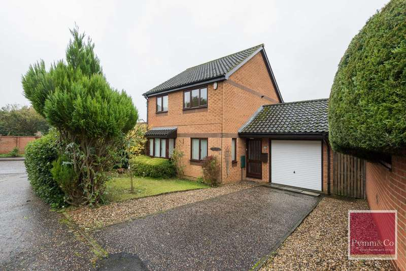 4 Bedrooms Detached House for sale in Layer Close, Chapel Break, Norwich