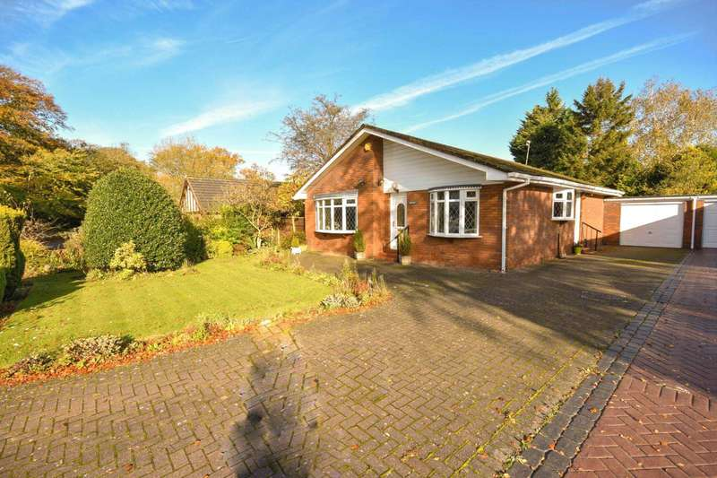 3 Bedrooms Detached Bungalow for sale in ANGLESEY DRIVE, POYNTON