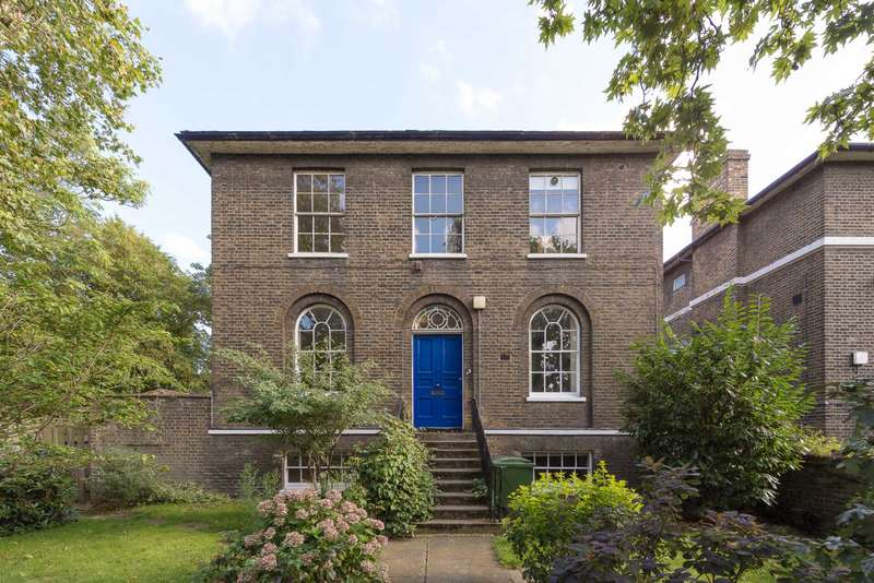 2 Bedrooms Flat for sale in Vassall Road, London, SW9