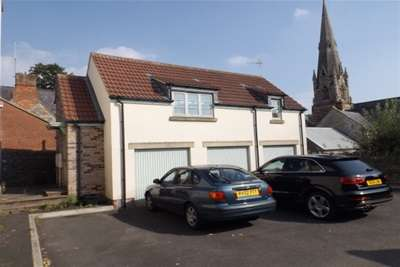 1 Bedroom Flat for rent in St. Thomas Mews, Wells, BA5