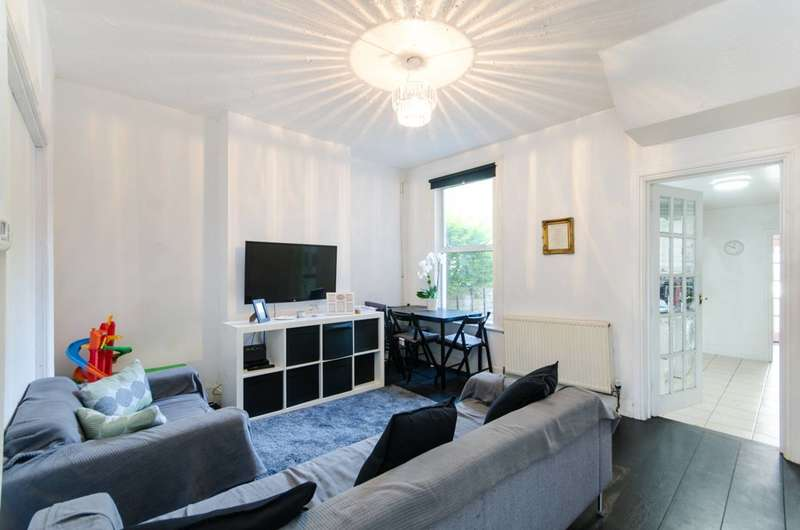 3 Bedrooms Terraced House for sale in Glynfield Road, Harlesden, NW10
