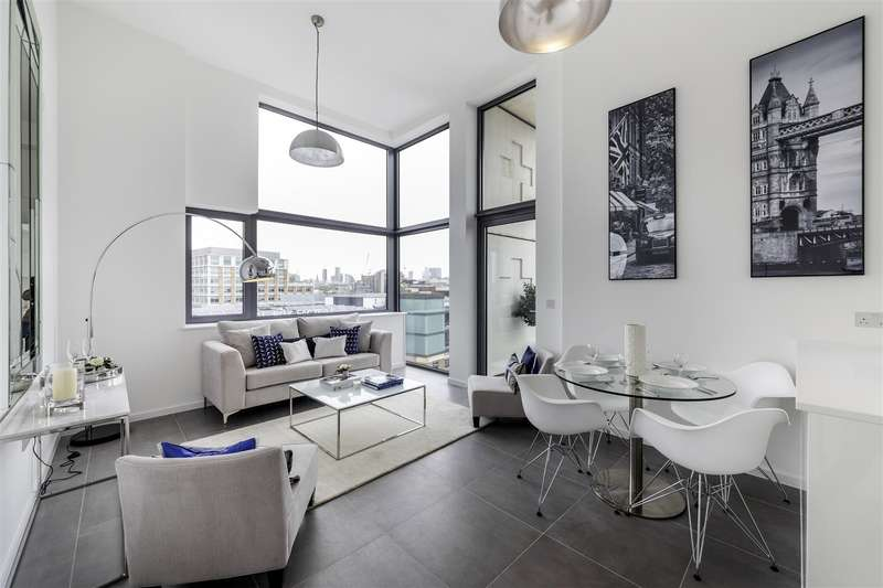 2 Bedrooms Property for sale in 2 Bedroom Sub-Penthouse with stunning views of the Shard