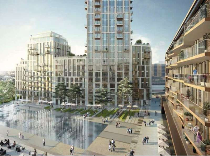 1 Bedroom Property for sale in A rare chance to invest off plan in one of London's most highly anticipated developments which is superbly located so close to top destinations and ic