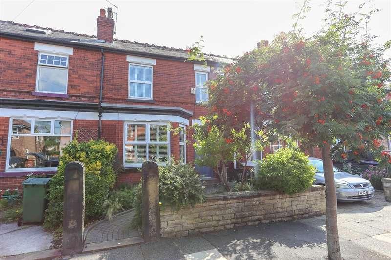 4 Bedrooms Terraced House for sale in Nursery Road, Heaton Norris, Stockport, SK4