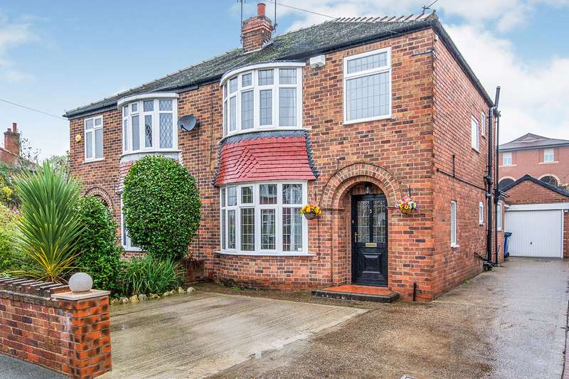 3 Bedrooms Semi Detached House for sale in St. Patricks Road, Doncaster, South Yorkshire, DN2