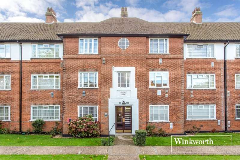 2 Bedrooms Flat for sale in Monarch Court, Lyttelton Road, London, N2