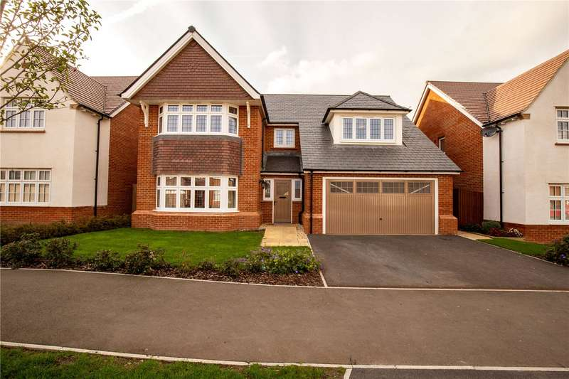 5 Bedrooms Detached House for sale in Great Clover Leaze, Cheswick Village, Bristol BS16