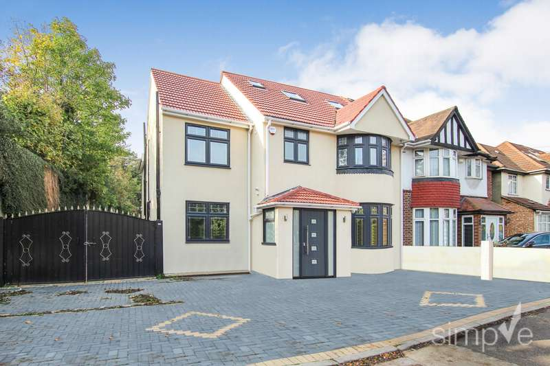 7 Bedrooms Semi Detached House for sale in Heston Road, Hounslow, TW5