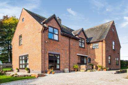 5 Bedrooms Detached House for sale in Croft Close, Dale Abbey, Ilkeston, Derbyshire