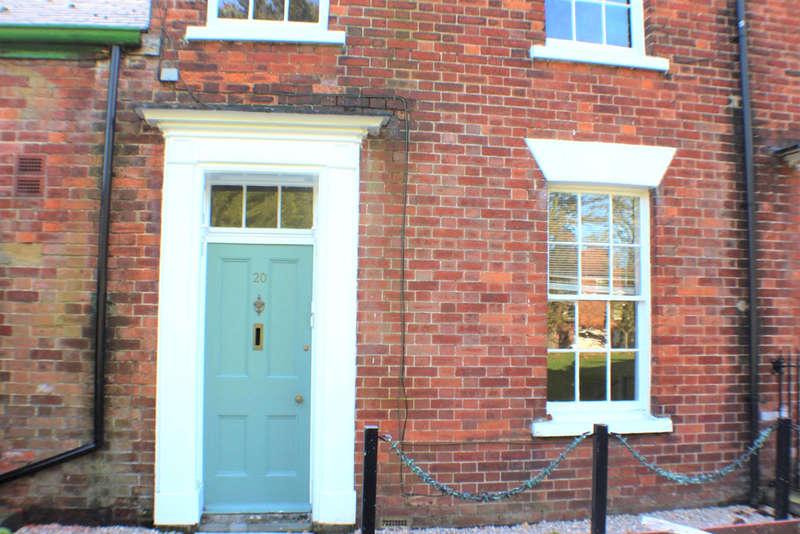 1 Bedroom Flat for rent in Church Green, Bridlington