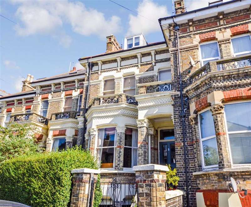 4 Bedrooms Terraced House for sale in Marlborough Road, Ramsgate, Kent