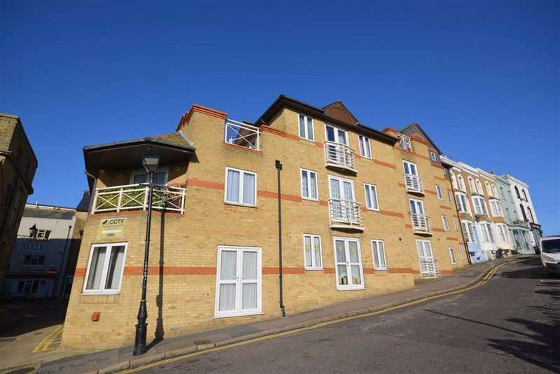 1 Bedroom Flat for sale in Fort Hill, Margate, Kent
