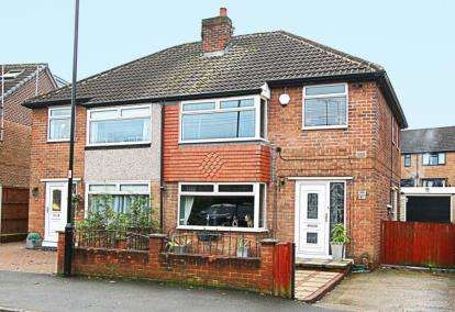 3 Bedrooms Semi Detached House for sale in Rodman Street, Sheffield, South Yorkshire