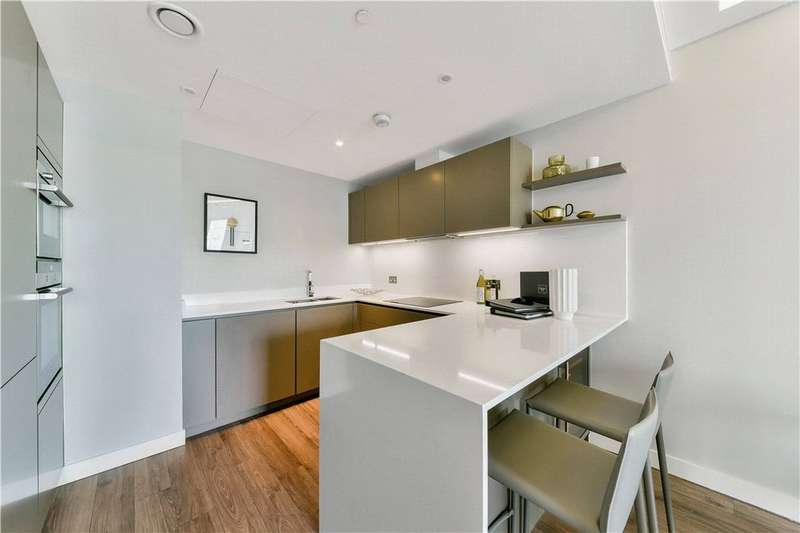 1 Bedroom Apartment Flat for sale in Luma Building, 6 Lewis Cubitt Walk, Kings Cross, N1C