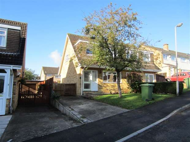 3 Bedrooms Semi Detached House for rent in Clements Close, Wells, Wells