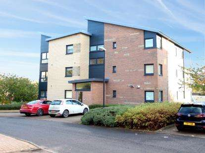 2 Bedrooms Flat for sale in Mount Pleasant Way, Kilmarnock
