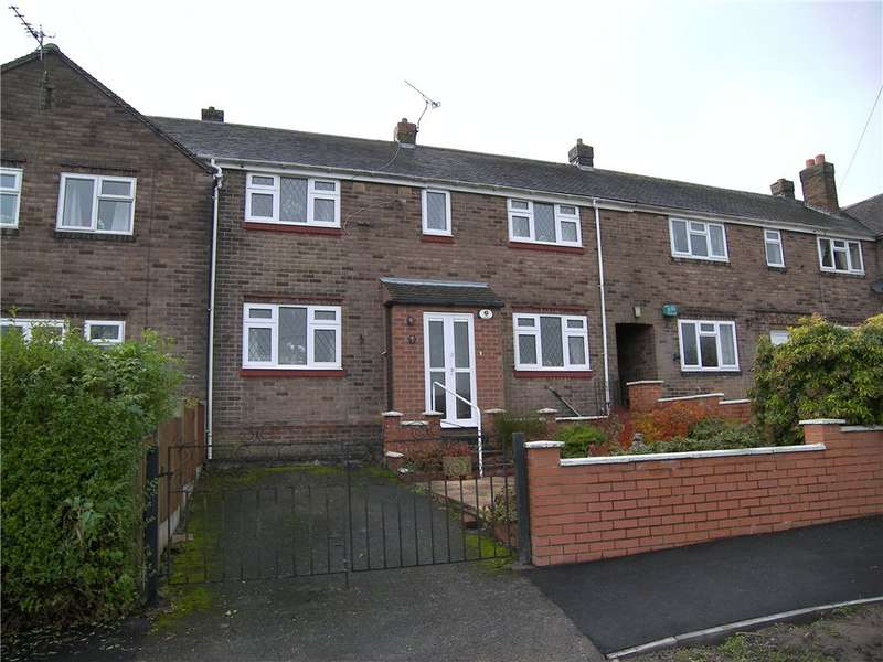 4 Bedrooms Terraced House for sale in Coasthill, Crich, Matlock, Derbyshire, DE4
