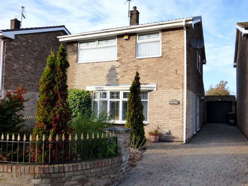 3 Bedrooms Detached House for sale in West Dyke Road, Redcar