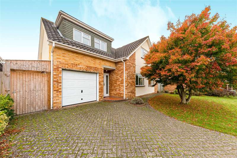 4 Bedrooms Detached House for sale in Windmill Avenue, Wokingham, Berkshire, RG41