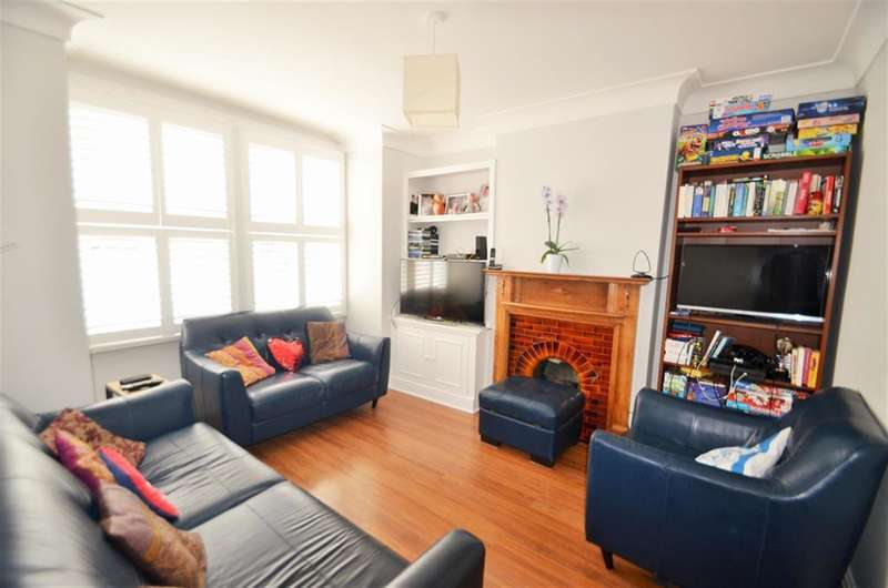2 Bedrooms Terraced House for sale in Framfield Road, Hanwell , W7 1NQ