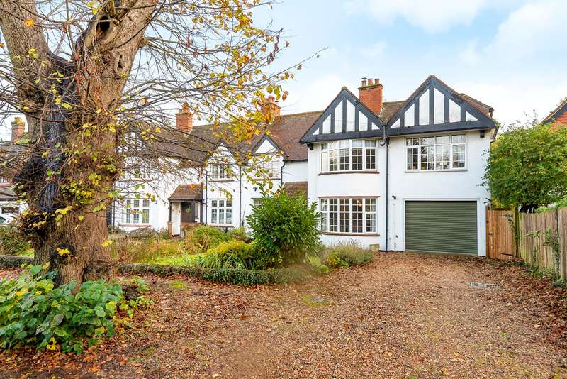 4 Bedrooms Semi Detached House for sale in Coach Drive, Hitchin, SG4