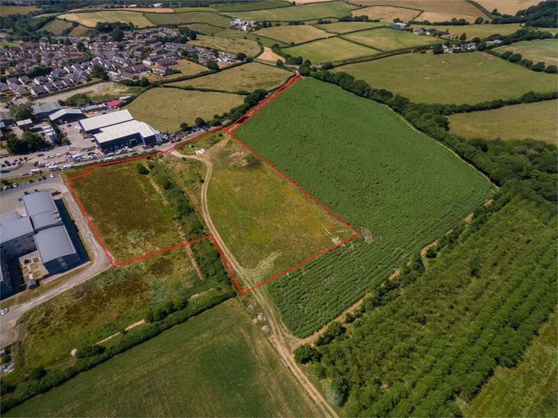 Plot Commercial for sale in Hatchmoor Industrial Estate, TORRINGTON, EX38