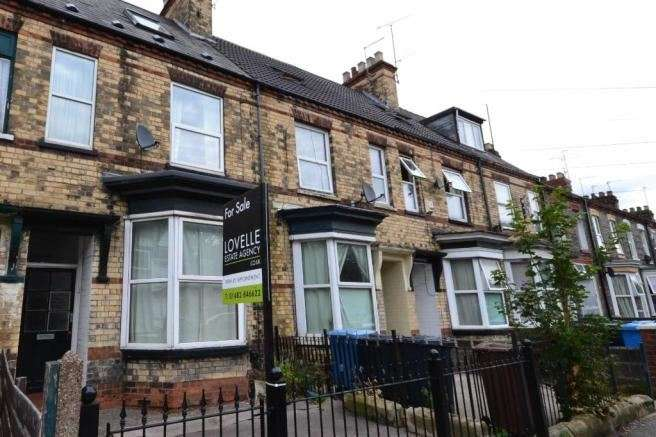 3 Bedrooms Property for sale in Queens Road, Hull, East Riding of Yorkshire, HU5 2RG