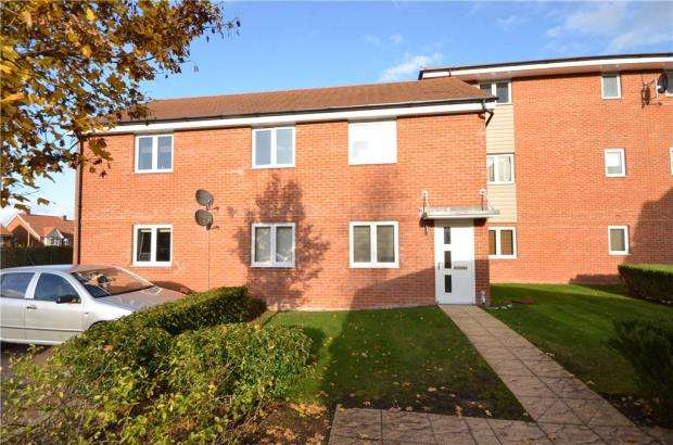 2 Bedrooms Maisonette Flat for sale in Barber Road, Basingstoke, Hampshire