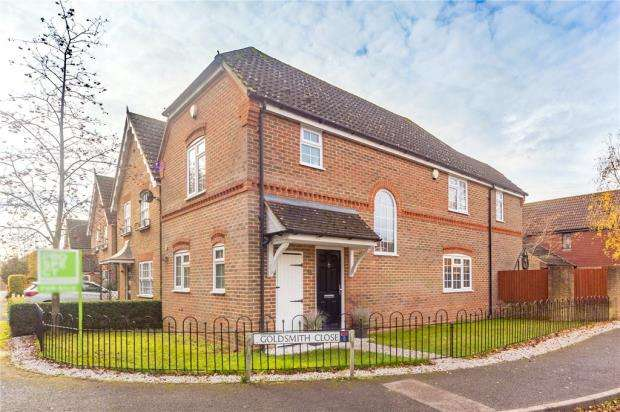 3 Bedrooms Detached House for sale in Goldsmith Close, Wokingham, Berkshire